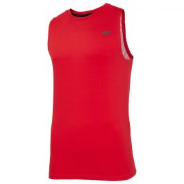 4F Ανδρική αμάνικη μπλούζα
